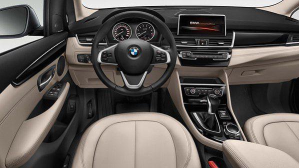 BMW SERIE 2 ACTIVE 214 D pieno