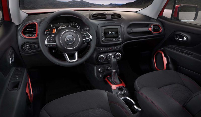 JEEP RENEGADE 1.6 MJET 120 CV LIMITED pieno