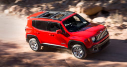 JEEP RENEGADE 1.6 MJET 120 CV LIMITED