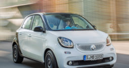 SMART FORFOUR 60 1.0  45 KW BLACK PASSION